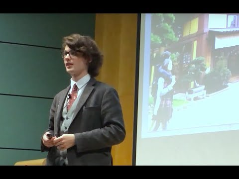 Finding Centers in our Lives Through Architecture | Walter Stover | TEDxLingnanUniversitySalon