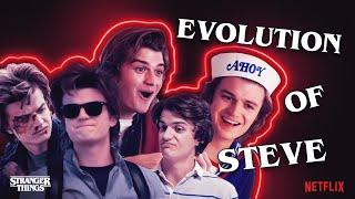The Evolution of Steve Harrington