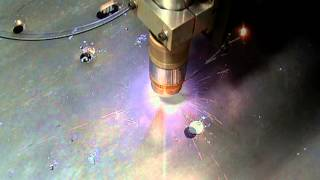 AST 5-Axis Hi-def Plasma Cutting