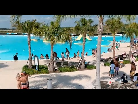 7 5 Acre Crystal Lagoon In Central Florida - Vacation Soup