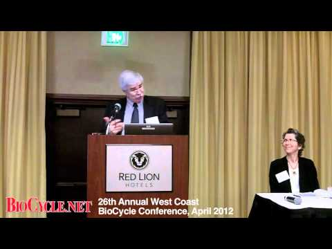 USEPA Region 10 Administrator Dennis McLerran BioCycle West Coast 2012 Keynote.mp4