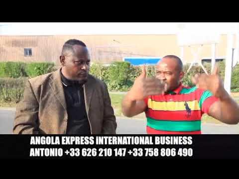 ANGOLA EXPRESS INTERNATIONAL BUSINESS - FRET ANGOLA
