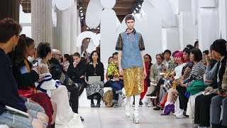 Miu Miu | Spring Summer 2019 Full Fashion Show | Exclusive