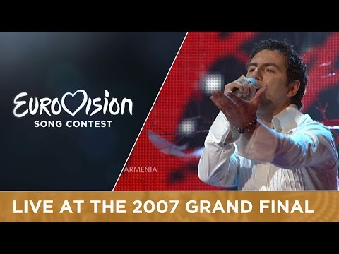 Hayko - Anytime You Need (Armenia) Live 2007 Eurovision Song Contest