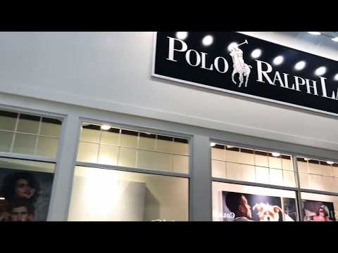 Polo Ralph Lauren Factory Store Shopping Vlog @ Katy Mills TX! | Lux Collections 85 #135