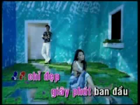 Hoa mười giờ-Cẩm Ly-Quốc Đại (Karaoke Việt Nam)