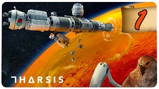 THARSIS - Part 1 | Keep Rollin Rollin Rollin | Let