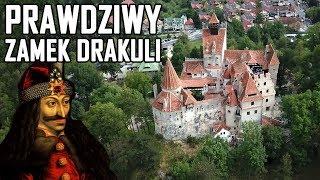 Prawdziwy zamek Drakuli - Krwawy wampir czy baśniowy władca ?
