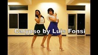Calypso - Luis Fonsi, Stefflon Don | Salsa Solo Dance Choreography | Riya | Toshi