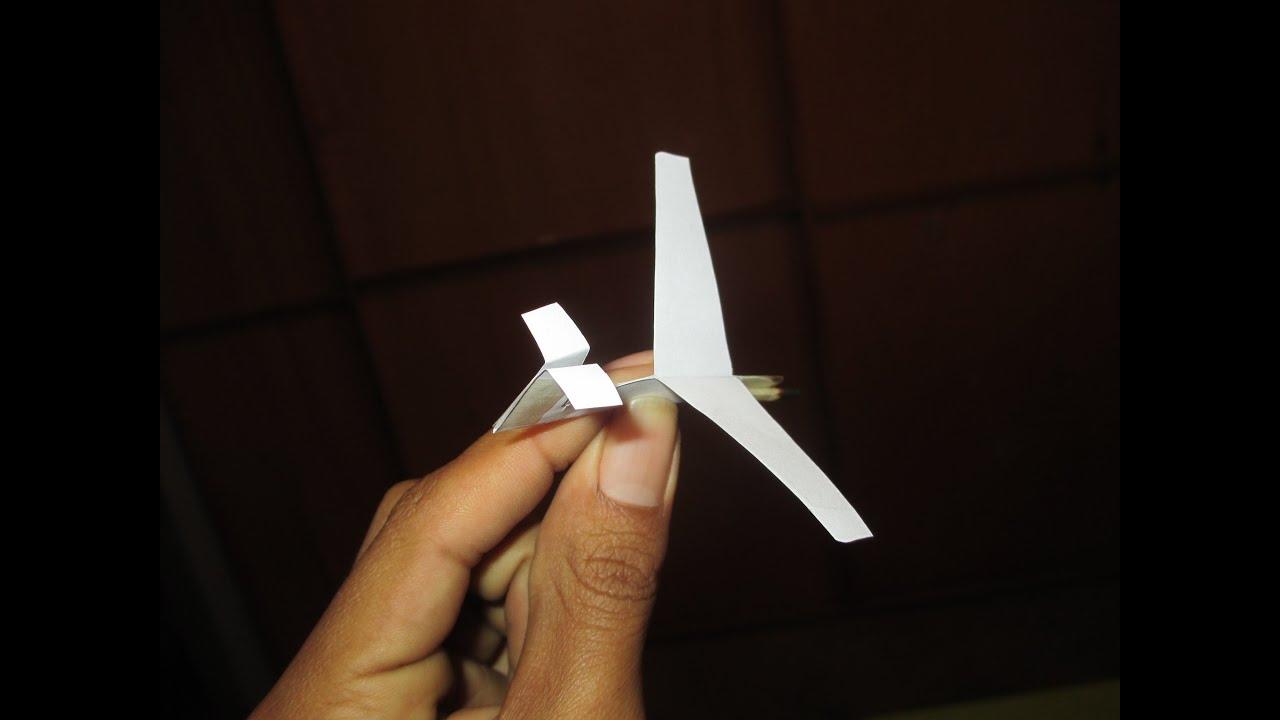 Como Hacer Un Avión De Papel Que Vuele Mucho Y Lejos Segunda Parte Youtube Aviones De Papel Como Hacer Un Avion Sobres De Papel