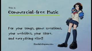 Commercial free bgm maoudamashii neorock39