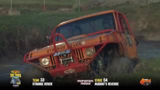 Tuff Truck Challenge 2016 - STRANGE ROVER on Mudrat's Revenge