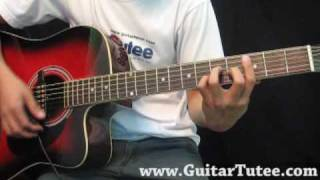 Marques Houston - Sunset, by www.GuitarTutee.com