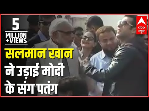 Salman Khan praises Modi but will vote for Congress