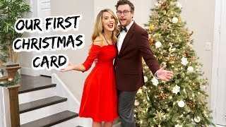 DECORATING OUR CHRISTMAS TREES | leighannvlogs