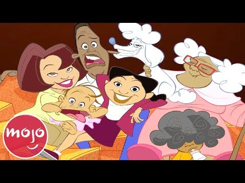 Top 10 BEST The Proud Family Episodes