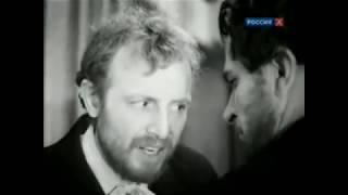 Смоктуновский в спектакле БДТ