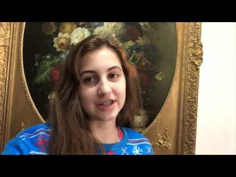 Happy Chanukah from Rochelle Zell Jewish High School