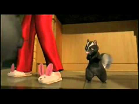 Over The Hedge part 6 - YouTube