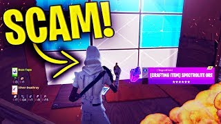 *NEW SCAM* Auto Pickup Scam BEWARE! (Scammer Gets SCAMMED) - Fortnite Save The World