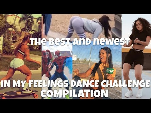 In My Feelings Challenge Drake Dance New Best Compilation Part 4