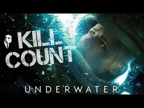 Underwater (2020) 🐙🦑 KILL COUNT