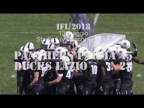 Panthers vs Ducks (45-28): highlights e interviste