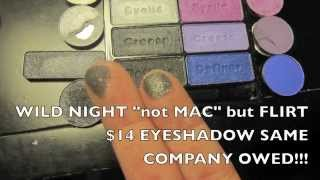 New Wet N Wild new 8 eyeshadow palettes with MAC dupes Thumbnail