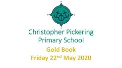 Gold Book 22nd May 2020