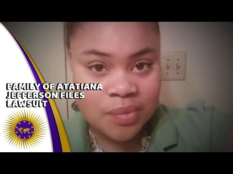 Atatiana Jefferson's Family Files Federal Lawsuit Against The City Of Fort Worth