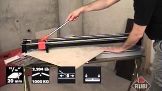 Tilers Online Rubi TX-N Series Tile Cutter