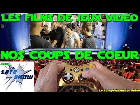Films inspirés de jeux vidéo : nos coups de coeur ! - CJV22