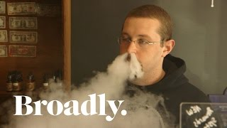 Hazed and Confused: Bros Who Vape Explain Their Passion