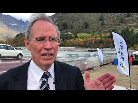Crux interview with Jim Harland of NZTA