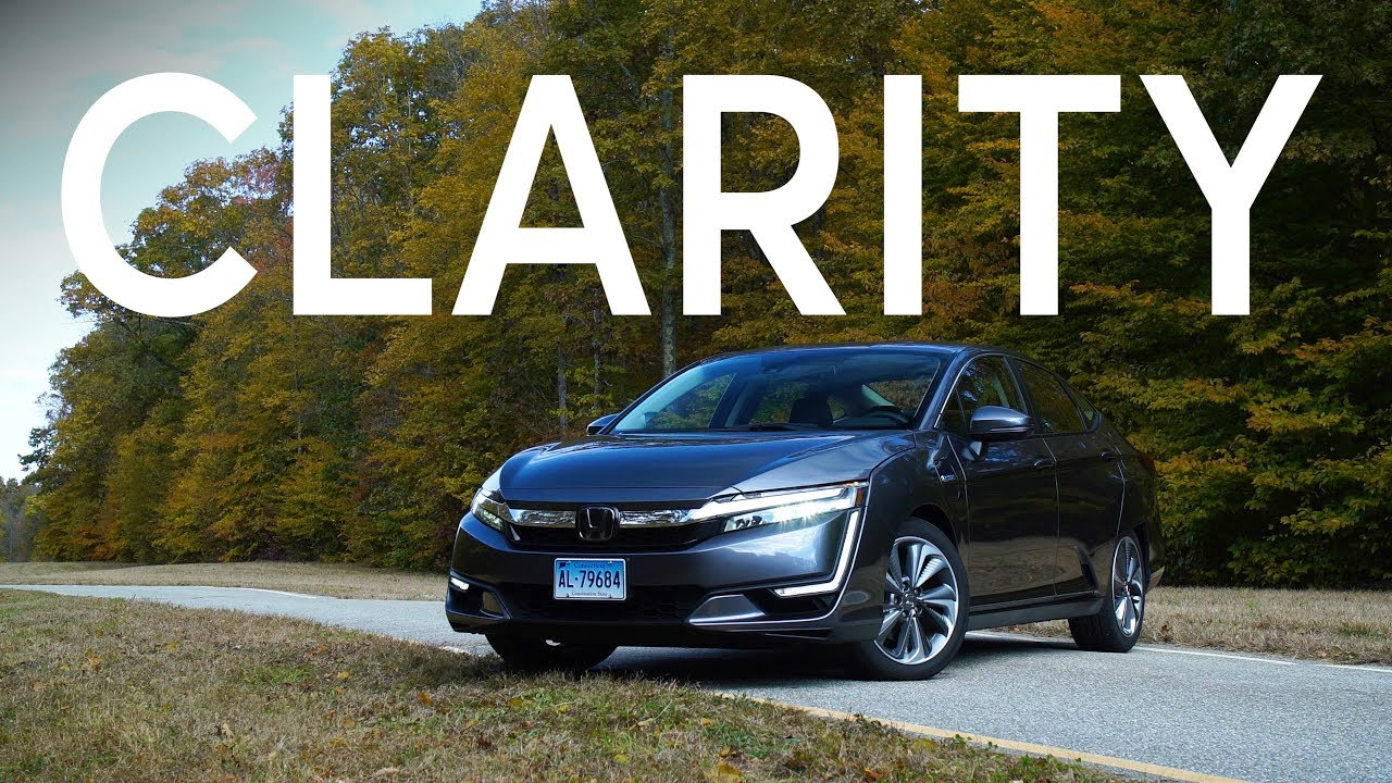 2018 Honda Clarity Quick Drive Consumer Reports