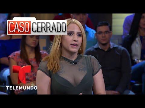 Defensa sexual 🍆😮👎 | Caso Cerrado | Telemundo