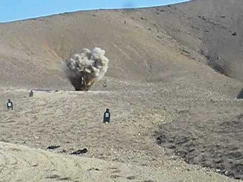 60mm Mortar, Contact Fuse vs Delayed Fuse