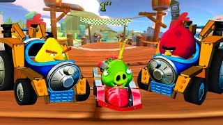Angry Birds GO! – Daily Races – Gameplay HD #1
