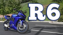 2005 Yamaha YZF-R6: Regular Car Reviews