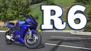 2005 Yamaha YZF-R6: Regular Car Reviews