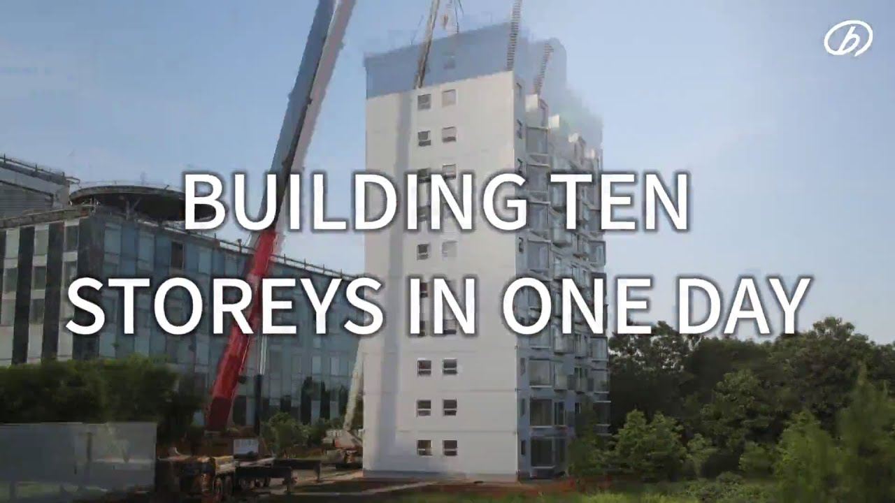Download Can BROAD Living Building end housing crisis by building 10-story a day? After a decade of R&D.