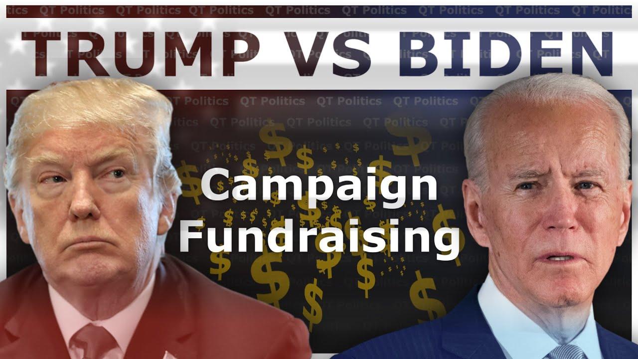 Trump vs Biden 2020 Election Campaign Money | QT Politics