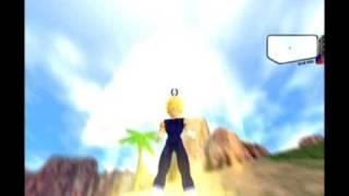 Repeat youtube video ESF Vegeta SSJ4 Tutorial