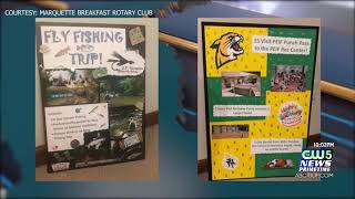 Marquette Breakfast Rotary annual Fish Boil will be happening this weekend