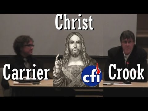Jesus of Nazareth: Man or myth? A discussion with Zeba Crook and Richard Carrier