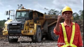 PT United Tractors Tbk - Articulated Dump Truck Komatsu HM400-3R