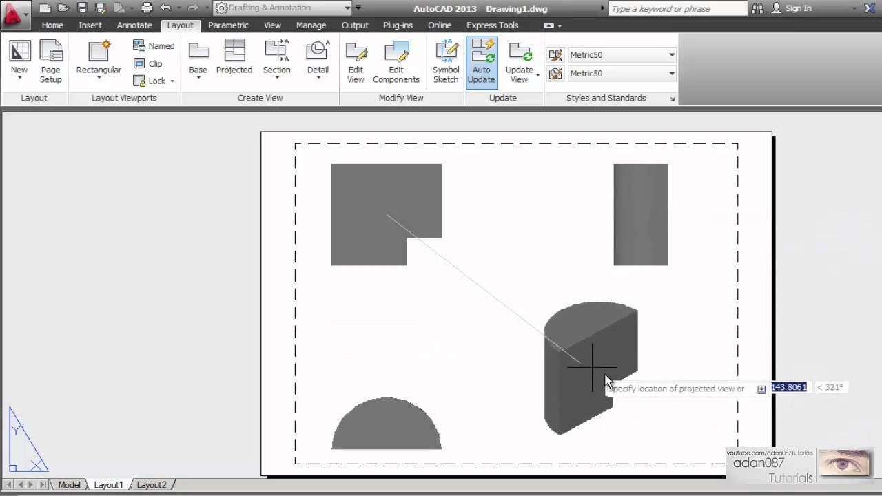 Autocad create a section view of a 3d model that was created in autocad create a section view of a 3d model that was created in autocad buycottarizona Gallery