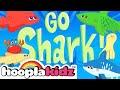 HooplaKidz | Shark Song - Baby Shark and More Kids Songs