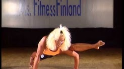 Ms Fitness Finland 1995