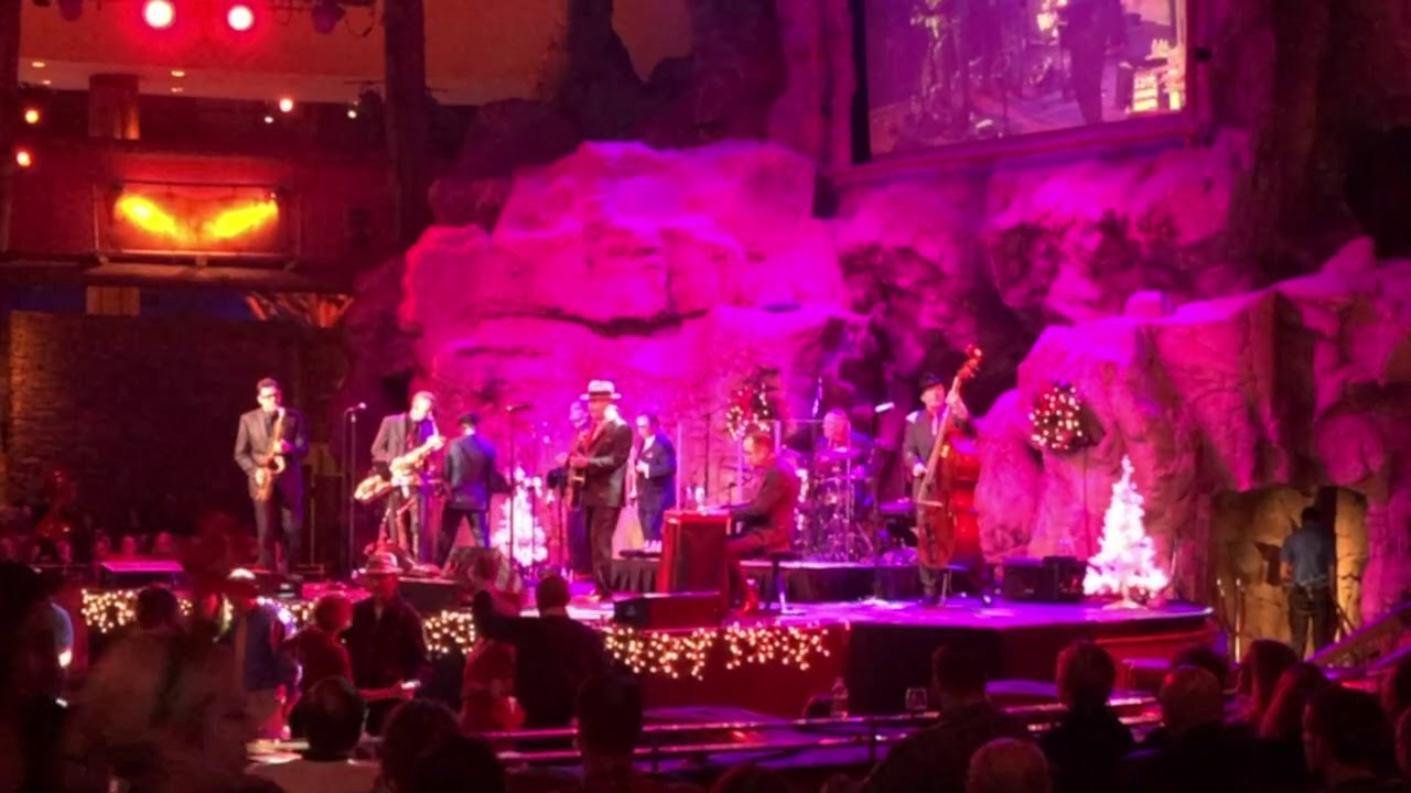 Big Bad Voodoo Daddy You Me And The Bottle Makes 3 Tonight Live Mohegan Sun Wolf Den